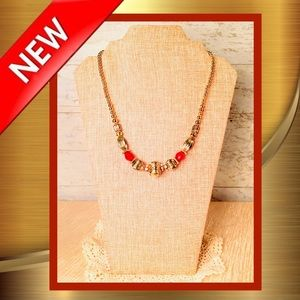📿🆕 A 14KGF Handmade Necklace